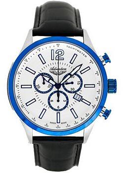 Adriatica Часы Adriatica 8188.52B3CH. Коллекция Chronograph цена и фото