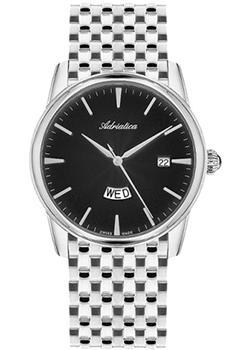 Adriatica Часы Adriatica 8194.5114Q. Коллекция Gents adriatica часы adriatica 8243 1211qf коллекция gents