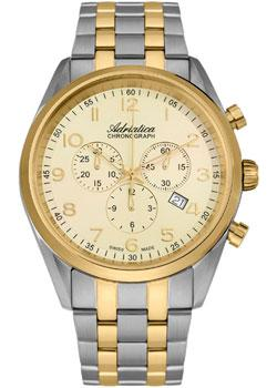 Adriatica Часы Adriatica 8204.2121CH. Коллекция Chronograph цена и фото
