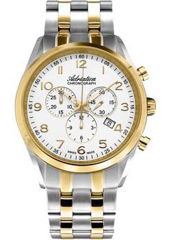 Adriatica Часы Adriatica 8204.2123CH. Коллекция Chronograph цена и фото