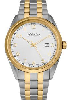 Adriatica Часы Adriatica 8204.2123Q. Коллекция Gents adriatica a3146 1213q