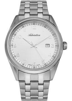 Adriatica Часы Adriatica 8204.5123Q. Коллекция Gents adriatica часы adriatica 8243 1211qf коллекция gents