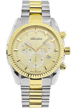 цена Adriatica Часы Adriatica 8210.2111CH. Коллекция Chronograph онлайн в 2017 году