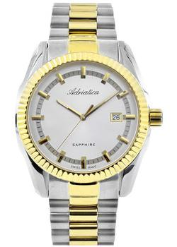 Adriatica Часы Adriatica 8210.2113Q. Коллекция Gents цена и фото