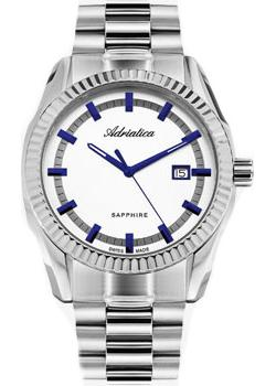 Adriatica Часы Adriatica 8210.51B3Q. Коллекция Gents adriatica часы adriatica 1112 5263q коллекция gents