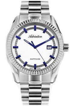 Adriatica Часы Adriatica 8210.51B3Q. Коллекция Gents adriatica a3146 1213q