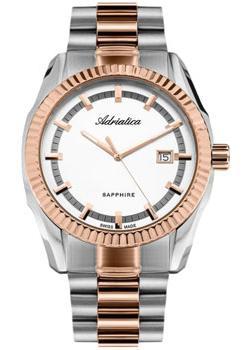 где купить Adriatica Часы Adriatica 8210.R113Q. Коллекция Gents по лучшей цене
