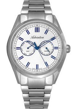Adriatica Часы Adriatica 8211.51B3QF. Коллекция Multifunction adriatica a3146 1213q