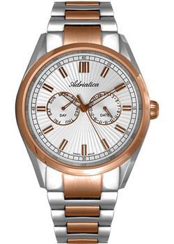Adriatica Часы Adriatica 8211.R113QF. Коллекция Multifunction женские часы adriatica a3174 r113qf