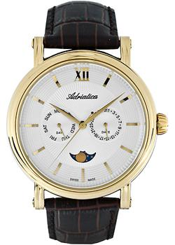 Adriatica Часы Adriatica 8236.1263QF. Коллекция Multifunction adriatica adriatica 1262 5243qz multifunction