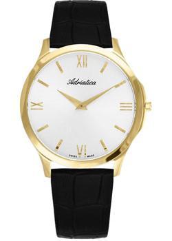 Adriatica Часы Adriatica 8241.1263Q. Коллекция Gents adriatica a3146 1213q