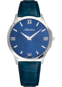 Adriatica Часы Adriatica 8241.5265Q. Коллекция Twin adriatica часы adriatica 3177 1213q коллекция twin