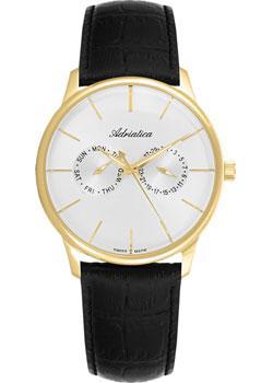 Adriatica Часы Adriatica 8243.1213QF. Коллекция Gents adriatica часы adriatica 8241 1265q коллекция gents