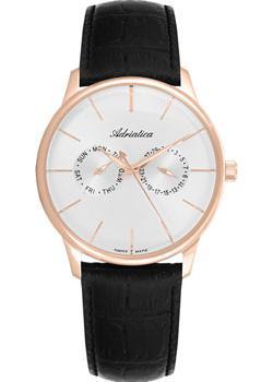 Adriatica Часы Adriatica 8243.9213QF. Коллекция Gents adriatica часы adriatica 8241 1265q коллекция gents