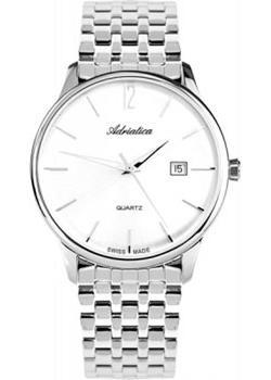Adriatica Часы Adriatica 8254.5153Q. Коллекция Classic adriatica часы adriatica 3143 2113q коллекция twin