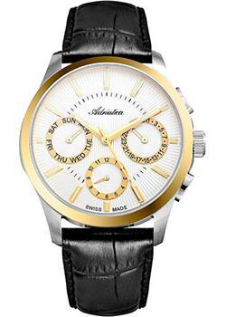 Adriatica Часы Adriatica 8255.2213QF. Коллекция Portofino adriatica часы adriatica 3156 5116q коллекция twin