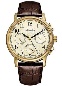 Adriatica Часы Adriatica 8256.1221QF. Коллекция Multifunction adriatica часы adriatica 3143 2113q коллекция twin