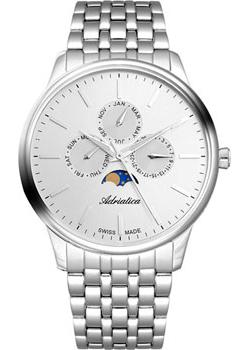 Adriatica Часы Adriatica 8262.5113QF. Коллекция Multifunction adriatica a3146 1213q