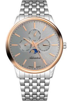 лучшая цена Adriatica Часы Adriatica 8262.R117QF. Коллекция Multifunction