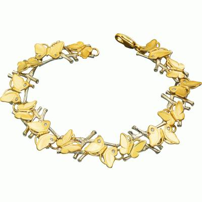 Золотой браслет Ювелирное изделие B-24027