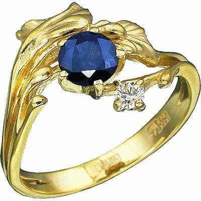 Золотое кольцо Ювелирное изделие K-11312 stels 11312