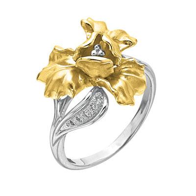 Золотое кольцо Ювелирное изделие K-14041 золотое кольцо ювелирное изделие k 22032