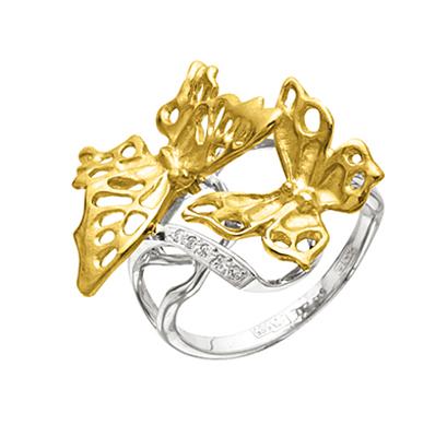 Золотое кольцо Ювелирное изделие K-24024