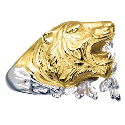 Золотое кольцо Ювелирное изделие K-24040