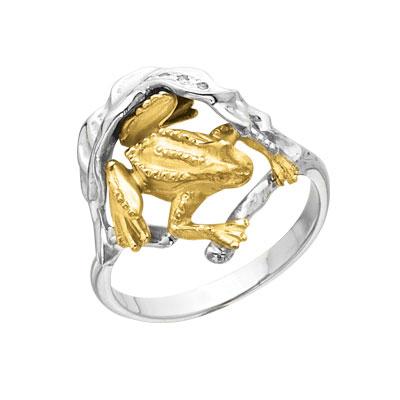 цена на Золотое кольцо Ювелирное изделие K-24052
