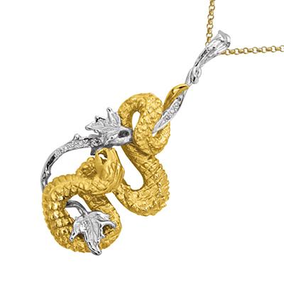 Золотой подвес Ювелирное изделие P-24028 ювелирное изделие золотой подвес 14466rs