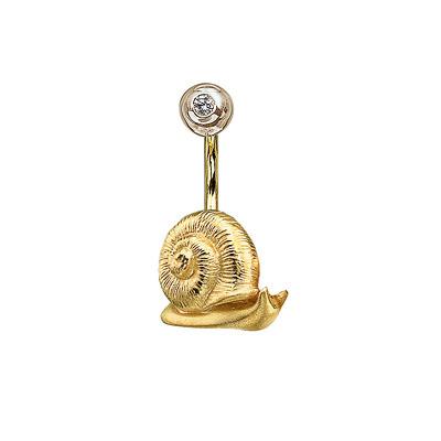 Золотой пирсинг Ювелирное изделие PR-24036