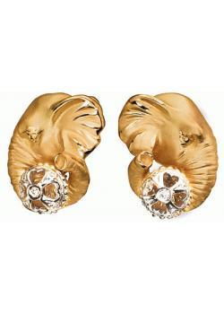 Золотые серьги Ювелирное изделие S-24034