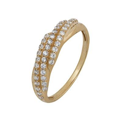 Золотое кольцо Ювелирное изделие A1000001726 изделие из корневища 58