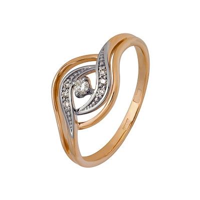 Золотое кольцо Ювелирное изделие A1000202664 рубина д рубина 17 рассказов