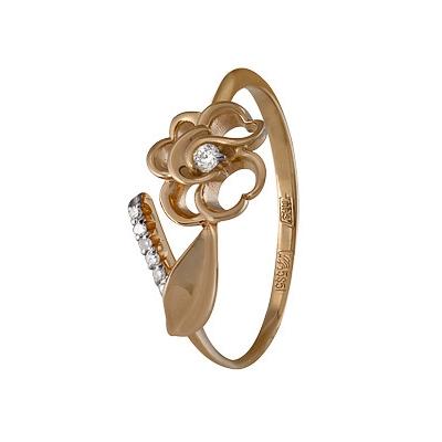 Золотое кольцо Ювелирное изделие A1000202791 рубина д рубина 17 рассказов