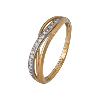 Золотое кольцо Ювелирное изделие A1000202846 рубина д рубина 17 рассказов