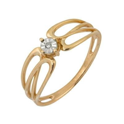 цены на Золотое кольцо Ювелирное изделие A1007101716 в интернет-магазинах