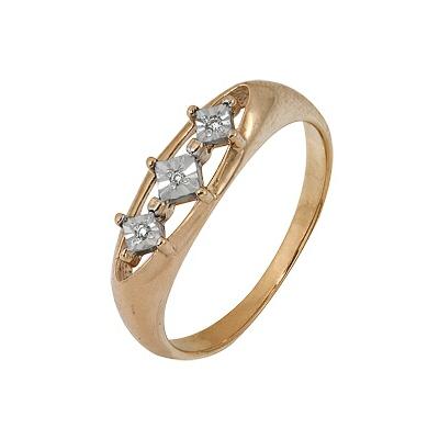 Золотое кольцо Ювелирное изделие A1007101720 рубина д рубина 17 рассказов