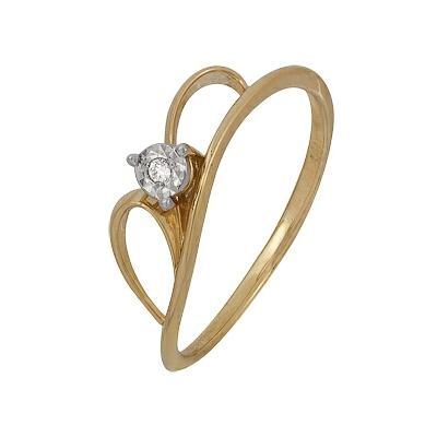 Золотое кольцо Ювелирное изделие A1007102030 цена