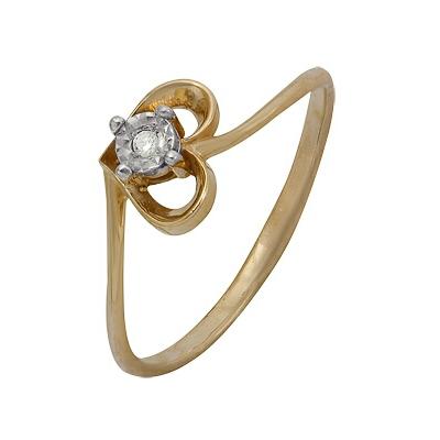 Золотое кольцо Ювелирное изделие A1007102033