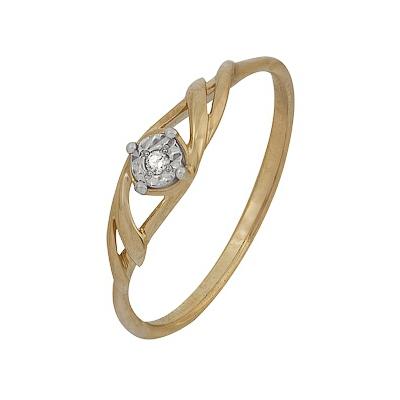 Золотое кольцо Ювелирное изделие A1007102036 цена