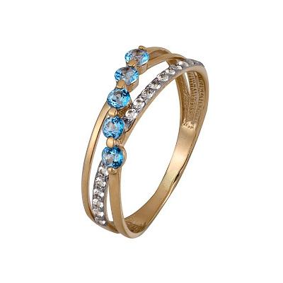 цена Золотое кольцо Ювелирное изделие A1070202759 онлайн в 2017 году
