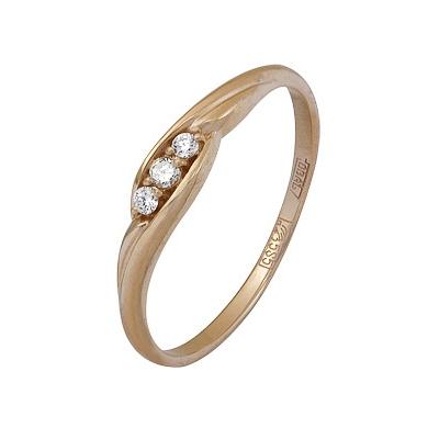 Золотое кольцо Ювелирное изделие A11034620.17 цена