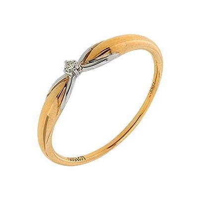 Золотое кольцо Ювелирное изделие A11038011 цена