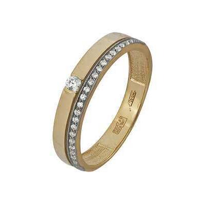 Золотое кольцо Ювелирное изделие A11038295 delta твн 35а