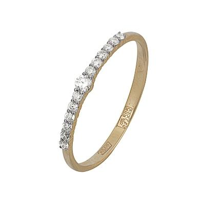 Золотое кольцо Ювелирное изделие A11038457 delta твн 35а