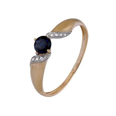 цена Золотое кольцо Ювелирное изделие A11534443 онлайн в 2017 году