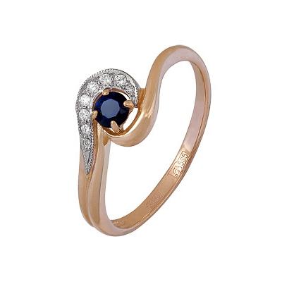 цена Золотое кольцо Ювелирное изделие A11534444 онлайн в 2017 году