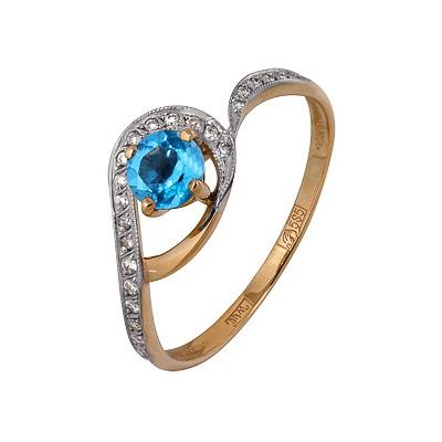 Золотое кольцо Ювелирное изделие A11834447 delta твн 35а