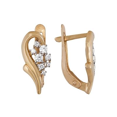 Золотые серьги Ювелирное изделие A1200212545 other tamehome 2015 1 4 hifi